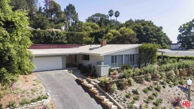 Single Family Home For Sale: 9450 Lloydcrest Drive