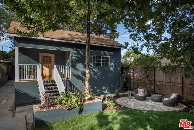 Los Angeles Single Family Home For Sale: 2147 Clinton Street