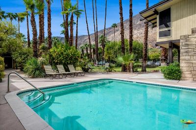 Palm Springs Condo/Townhouse For Sale: 290 South San Jacinto Drive #3
