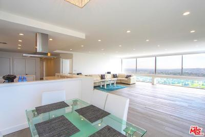 Los Angeles Condo/Townhouse For Sale: 2220 Avenue Of The Stars #2605