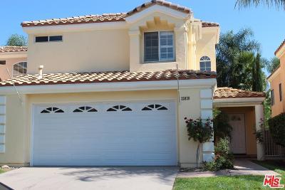 Stevenson Ranch Single Family Home For Sale: 25828 Dickens Court #30