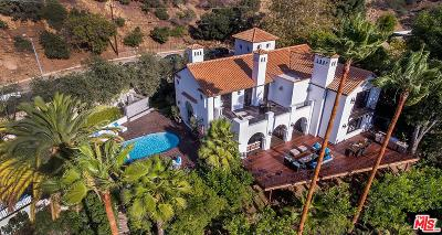 Beverly Hills Single Family Home For Sale: 2819 Coldwater Canyon Drive