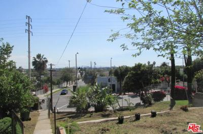 Los Angeles Single Family Home For Sale: 2555 Wabash Avenue