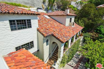 Los Angeles Single Family Home For Sale: 7217 La Presa Drive
