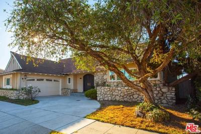 Los Angeles Single Family Home For Sale: 4561 Don Felipe Drive
