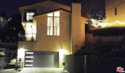 Los Angeles Single Family Home For Sale: 2779 Fyler Place