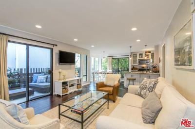 Los Angeles Condo/Townhouse For Sale: 11954 Goshen Avenue #101