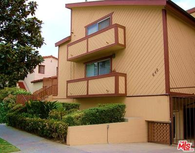 Los Angeles Condo/Townhouse For Sale: 648 South Ridgeley Drive #201