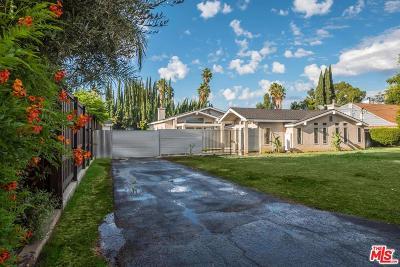Tarzana Single Family Home For Sale: 19331 Oxnard Street