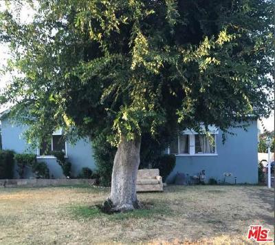 Monrovia Single Family Home For Sale: 220 East Cherry Avenue
