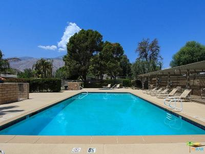 Palm Springs Rental For Rent: 1852 East Sandalwood Drive