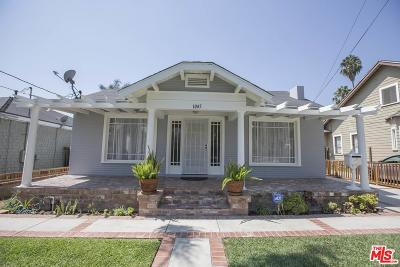 Pasadena Single Family Home For Sale: 1045 Worcester Avenue