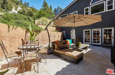Sunset Strip - Hollywood Hills West (C03) Single Family Home For Sale: 1916 Mount Olympus Drive
