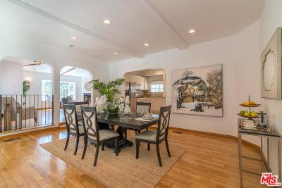 Hollywood Hills East (C30) Single Family Home For Sale: 2482 Cheremoya Avenue