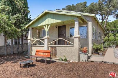 Los Angeles Single Family Home For Sale: 3078 Roderick Place