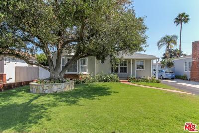 Single Family Home For Sale: 3634 Sawtelle