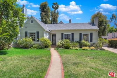 Santa Monica Single Family Home For Sale: 1159 Centinela Avenue