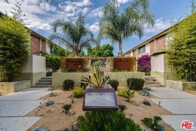 Culver City Condo/Townhouse For Sale: 5215 Sepulveda #10B