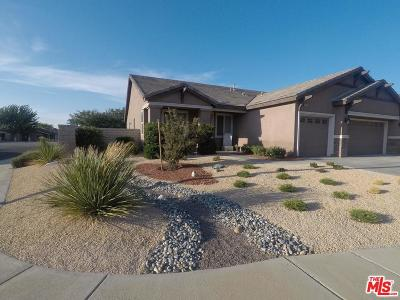 Quartz Hill CA Single Family Home For Sale: $381,000