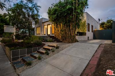 Los Angeles Single Family Home For Sale: 612 North Mansfield Avenue