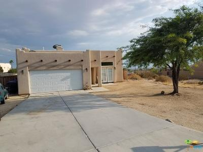 Desert Hot Springs Single Family Home For Sale: 66795 1st Street