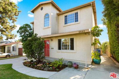 Single Family Home For Sale: 3565 Tilden Avenue