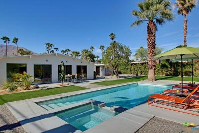 Palm Springs CA Single Family Home For Sale: $639,000