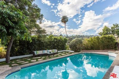 Hollywood Hills East (C30) Single Family Home For Sale: 2481 Hollyridge Drive