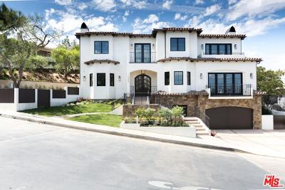 Beverly Hills Single Family Home For Sale: 12043 Summit Circle