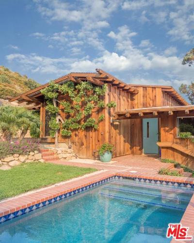 Malibu Single Family Home For Sale: 20595 Seaboard Road