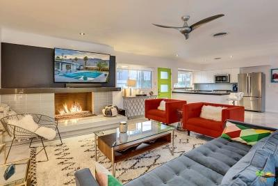 Palm Springs Single Family Home For Sale: 1042 East Tachevah Drive