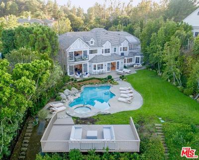 Beverly Hills Single Family Home For Sale: 12080 Summit Circle