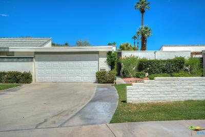 Palm Springs Condo/Townhouse For Sale: 1984 East Sonora Road