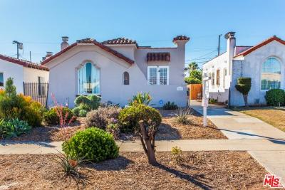 Los Angeles Single Family Home For Sale: 1850 84th Place