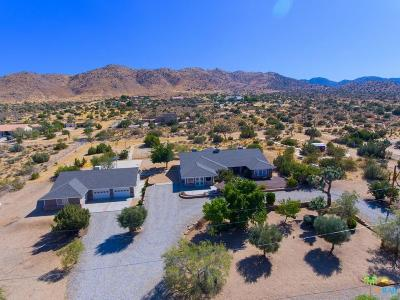 Yucca Valley Single Family Home For Sale: 57825 Cortez Drive