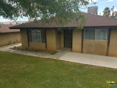 Yucaipa Condo/Townhouse For Sale: 35350 Yucaipa
