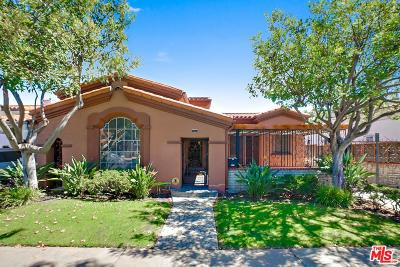 Los Angeles Single Family Home For Sale: 1478 South Crescent Heights