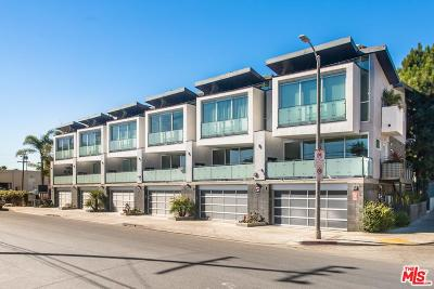 Venice Condo/Townhouse Sold: 351 Sunset Avenue #1