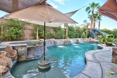 La Quinta Single Family Home For Sale: 81692 Rancho Santana Drive