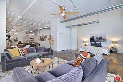 Los Angeles Condo/Townhouse For Sale: 530 Molino Street #111
