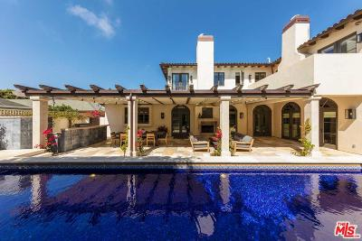 Pacific Palisades CA Single Family Home For Sale: $7,895,000