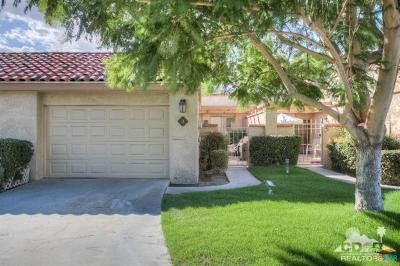 Rancho Mirage CA Condo/Townhouse For Sale: $159,900