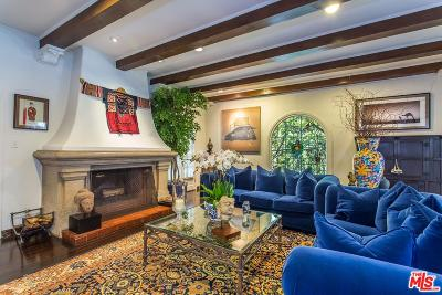 Los Angeles Single Family Home For Sale: 206 South June Street