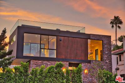 Sunset Strip - Hollywood Hills West (C03) Single Family Home For Sale: 1621 Fairfax Avenue