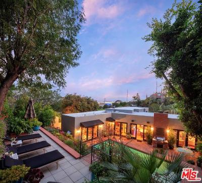 Sunset Strip - Hollywood Hills West (C03) Single Family Home For Sale: 1444 Queens Road