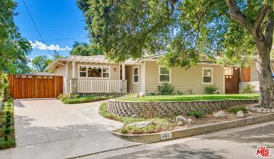 Sierra Madre Single Family Home For Sale: 421 Grove Street