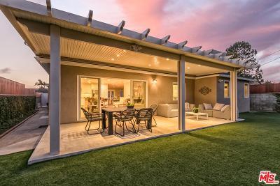 Los Angeles Single Family Home For Sale: 8036 El Manor Avenue