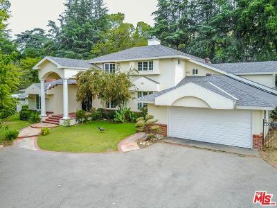 La Canada Flintridge Single Family Home For Sale: 925 Vista Del Valle Road