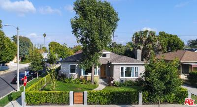 Los Angeles Single Family Home For Sale: 3002 South Beverly Drive