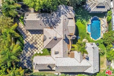 Los Angeles Single Family Home For Sale: Mandeville Canyon Road